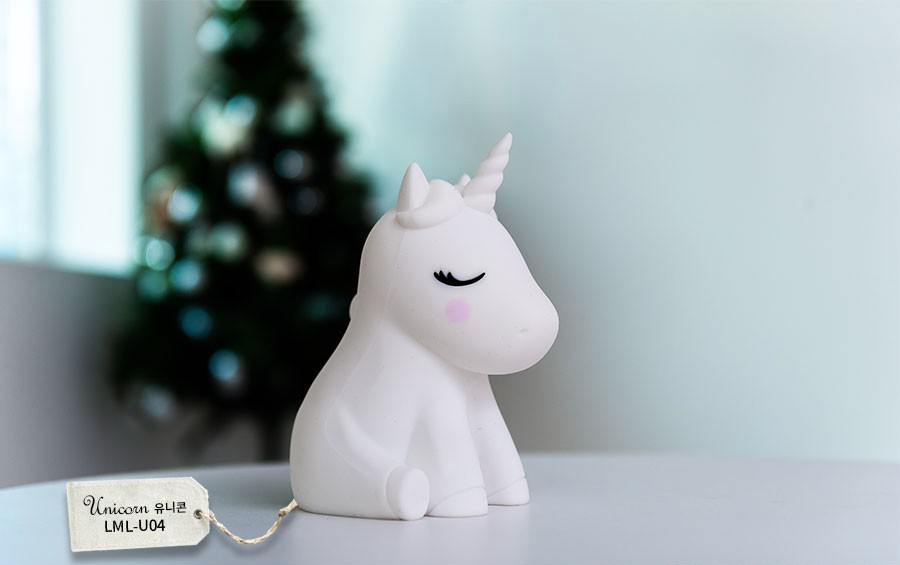 韓國 動物燈 USB充電