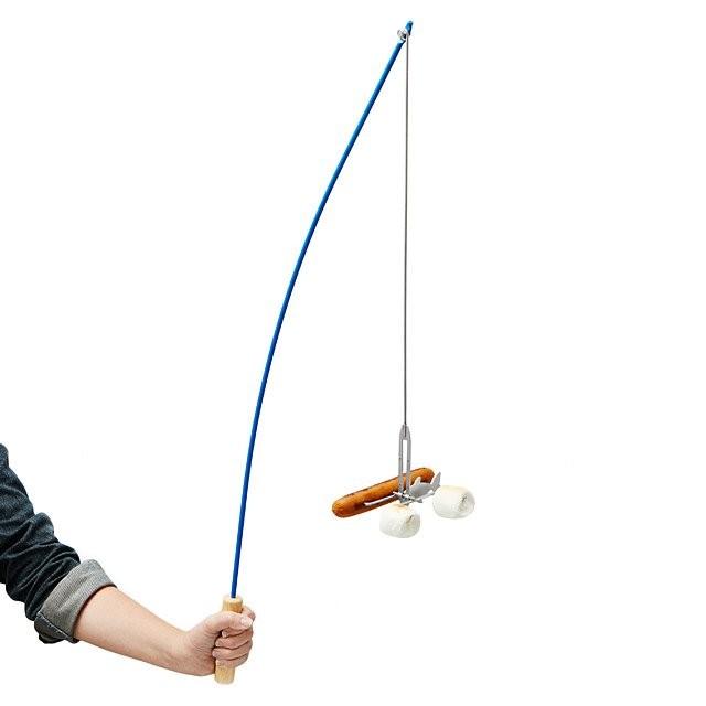 BBQ釣魚叉