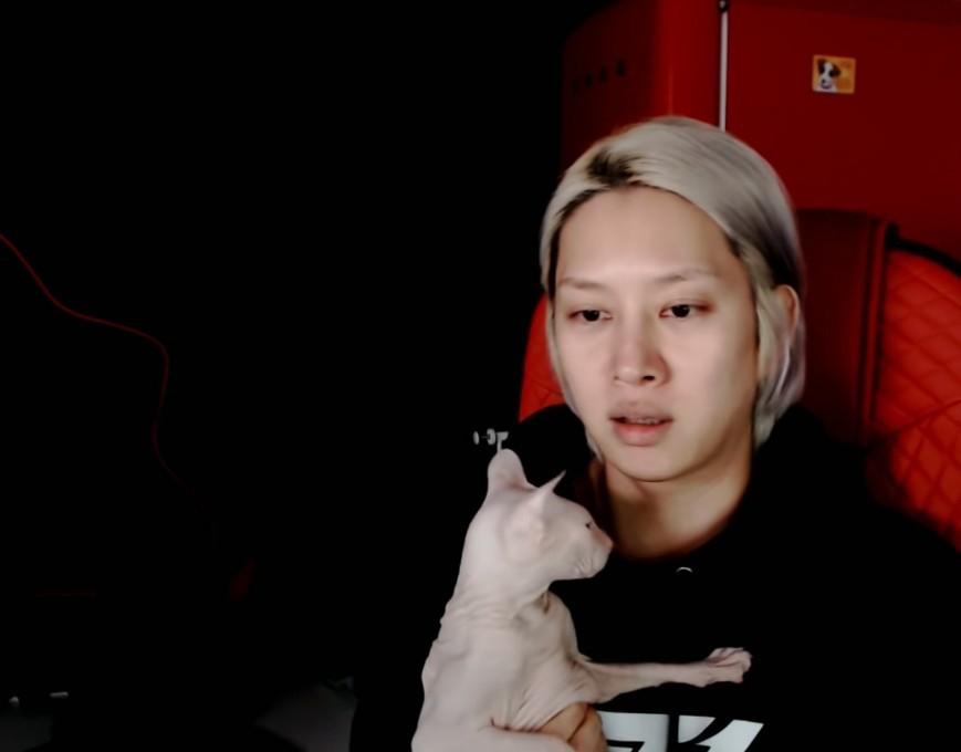 【Sulli雪莉離世】SJ希澈收養雪莉愛貓 直播首次談及雪莉荷拉
