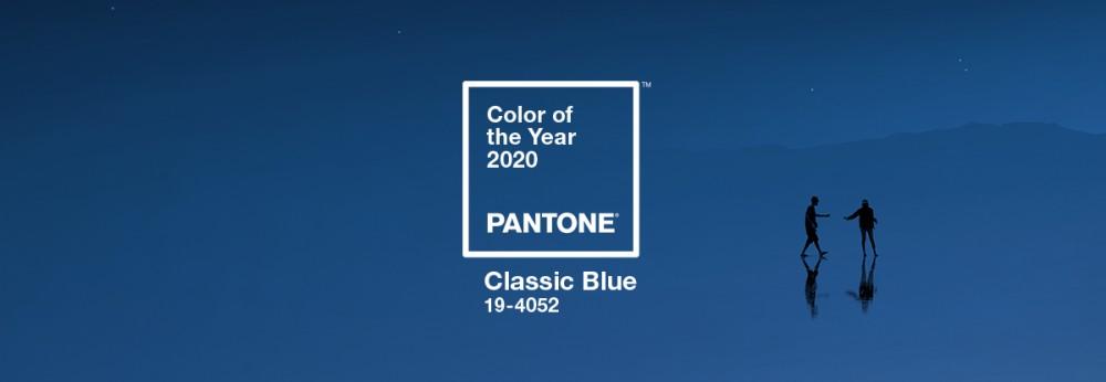 Pantone 年度色調 2020