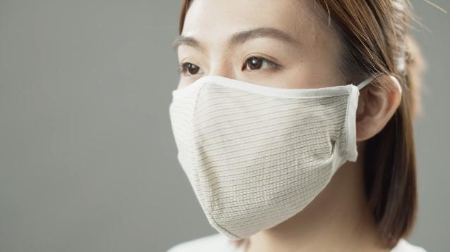 「銅芯抗疫口罩」(Cu Mask)可清洗60次