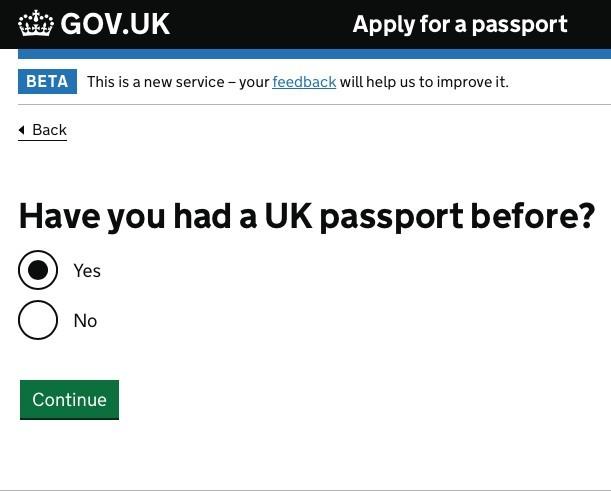 「你是否曾持有英國護照?」