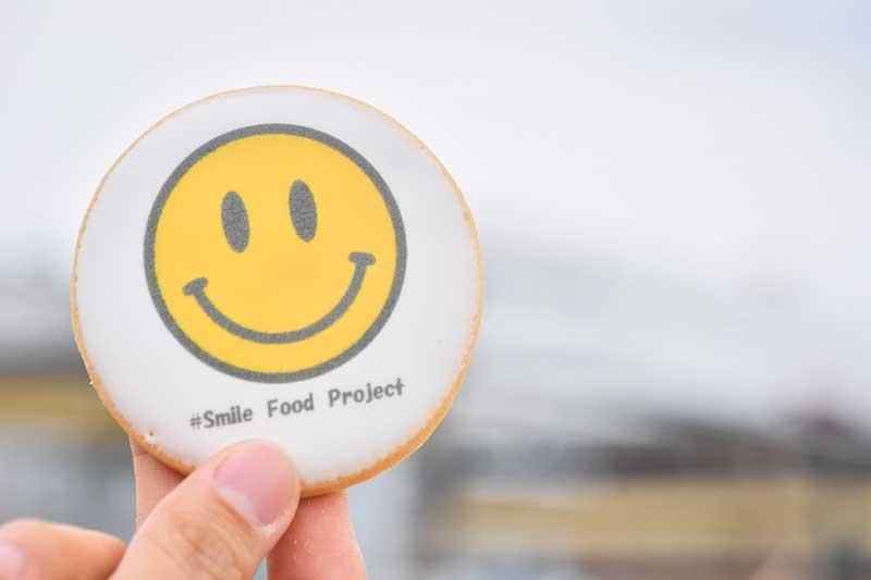 日本東京澀谷區就有一間一名擁有米芝蓮一星嘅法式餐廳「Sincere」發起「Smile Food Project」活動。