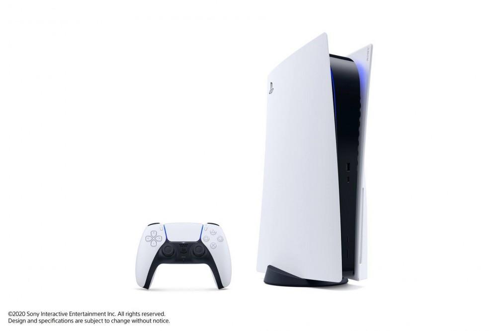 光碟版 PlayStation 5
