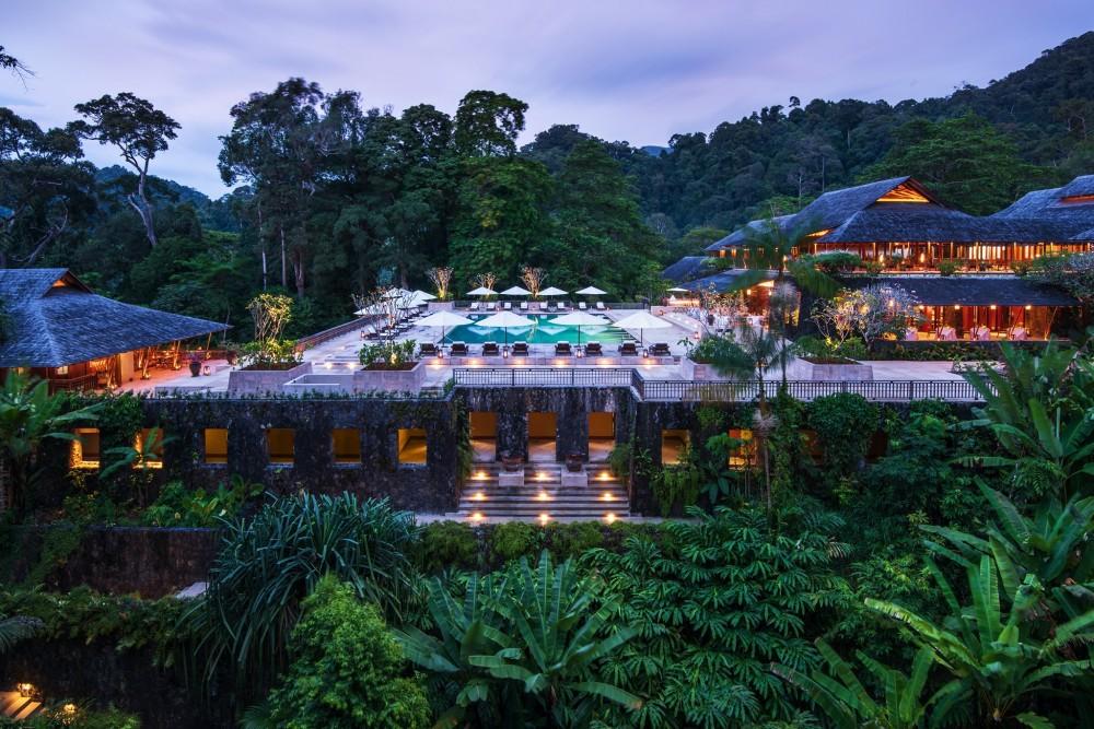 馬來西亞都可以體驗到峇厘度假風酒店喇~