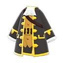 海盜大衣(黑)