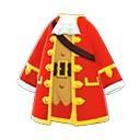 海盜大衣(紅)