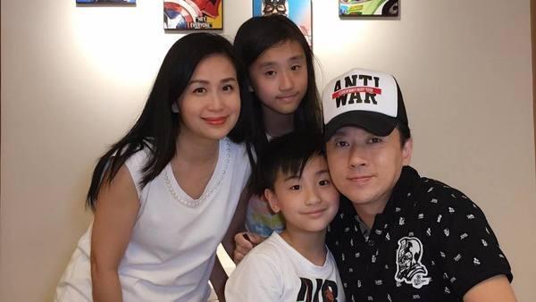 藝人林子博太太董燕君去年患上罕見癌症「平滑肌肉瘤(腹腔)」