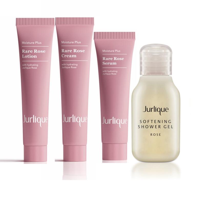 澳洲品牌 Jurlique 水漾玫瑰保濕套裝