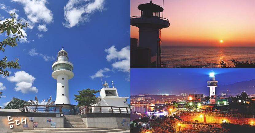 趕快收進口袋清單!3個韓國絕美景色的白色燈塔打卡地,讓你也跟燈塔一樣散發純潔美~