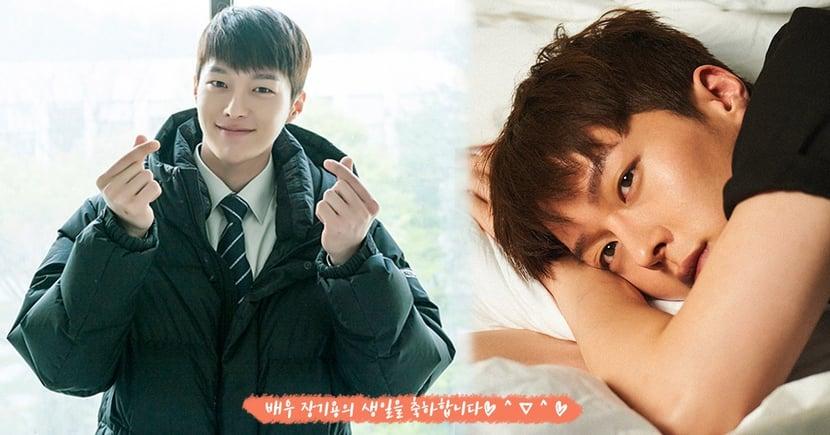 張基龍27歲生日快樂♥有顏值有演技又會唱歌的才華演員,結束《過來抱抱我》後確定進軍電影~