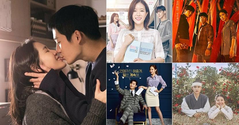 2018年度電視劇話題性Top10,冠軍由《漂亮姐姐》奪得!去年的追劇人生也過得很充實呢~