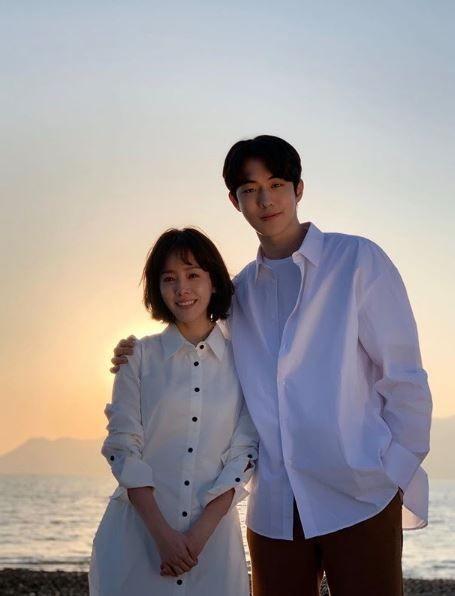 韓志旼與南柱赫