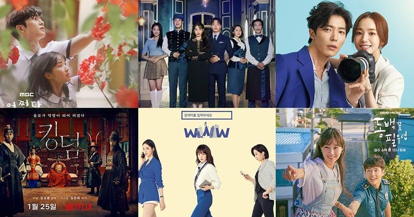 韓劇迷必看!盤點2019年話題最熱的人氣韓劇10部,海內外都瘋狂~
