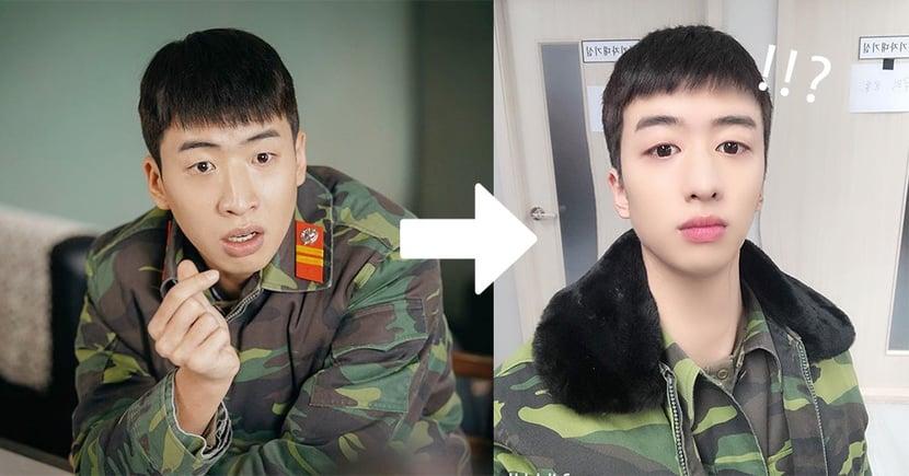 笑倒!《愛的迫降》韓劇迷金下士 劉秀彬曬美膚自拍:南朝鮮的相機怎麼回事?
