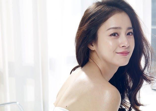 韓國十大美女 金泰希
