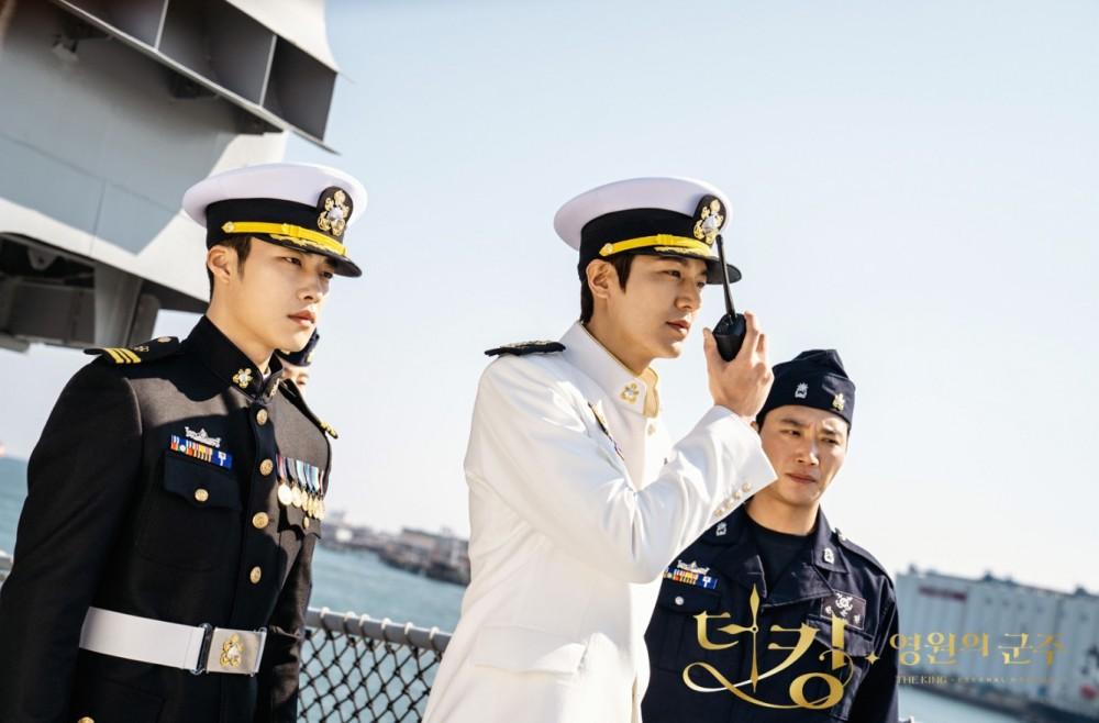 《The King:永遠的君主》李敏鎬、禹棹煥