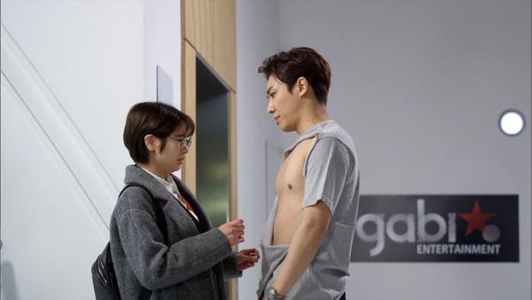 李準&庭沼珉合作電視劇《爸爸很奇怪》假戲真做