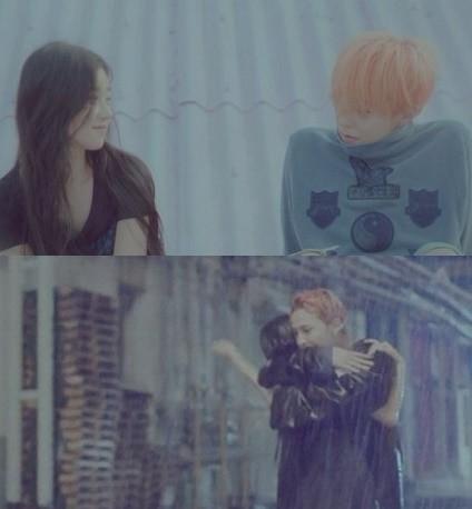 徐睿知出演BIGBANG《我們不要相愛》的MV