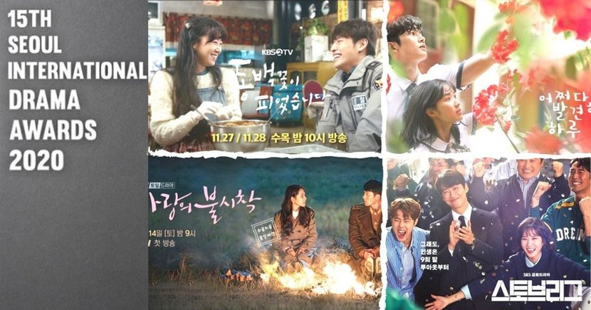 《山茶花開時》狂掃五大獎!第15屆首爾電視劇頒獎典禮(SDA)得獎名單出爐~每部都是實至名歸啊