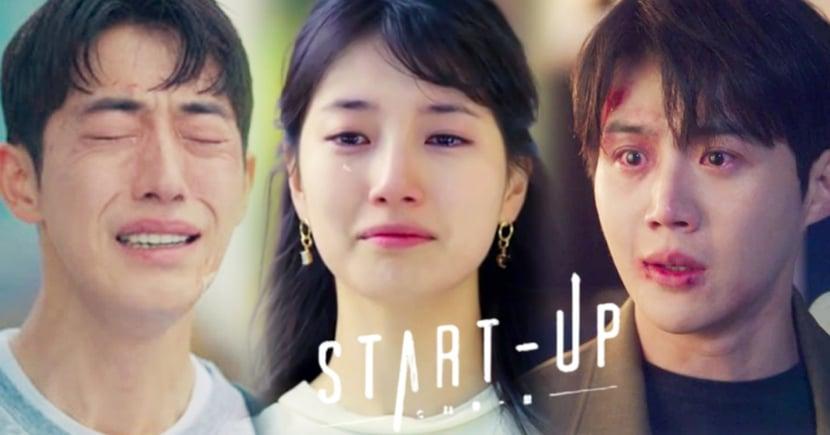 雷/《Start-Up》秀智&南柱赫團隊解散、淚別分手!金宣虎得知奶奶將失明崩潰痛哭