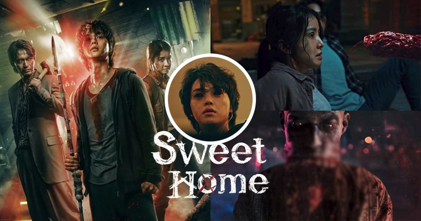 《SWEET HOME》宋康&李到睍聯手對抗傾巢而出的變異怪物,驚悚血腥指數破表