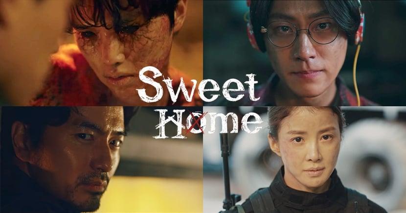 《SWEET HOME》開放式結局引發熱議!伏筆+彩蛋都在為第二季鋪路?