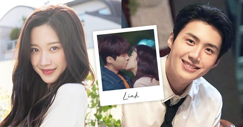 文佳煐有望與金宣虎合作tvN新劇《Link》!時隔兩年再續前緣組CP?