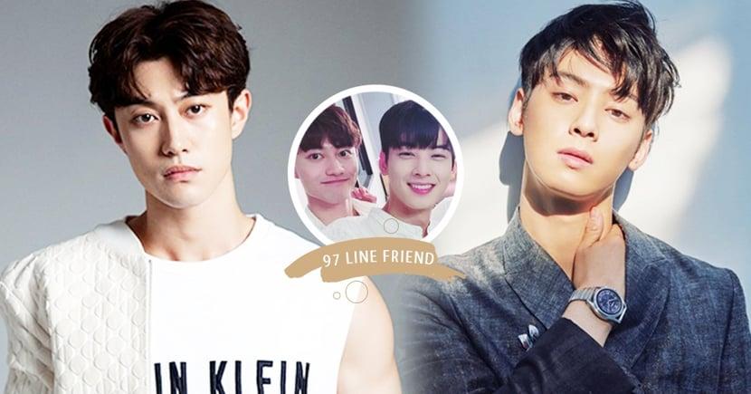 《黑道律師文森佐》郭東延和車銀優是「同齡朋友」!與多位男星組高顏螢幕Bromance❤