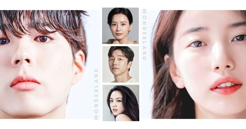 電影《Wonderland》韓國+約旦海外戲份皆殺青!秀智、朴寶劍、孔劉等超華麗卡司還不看爆