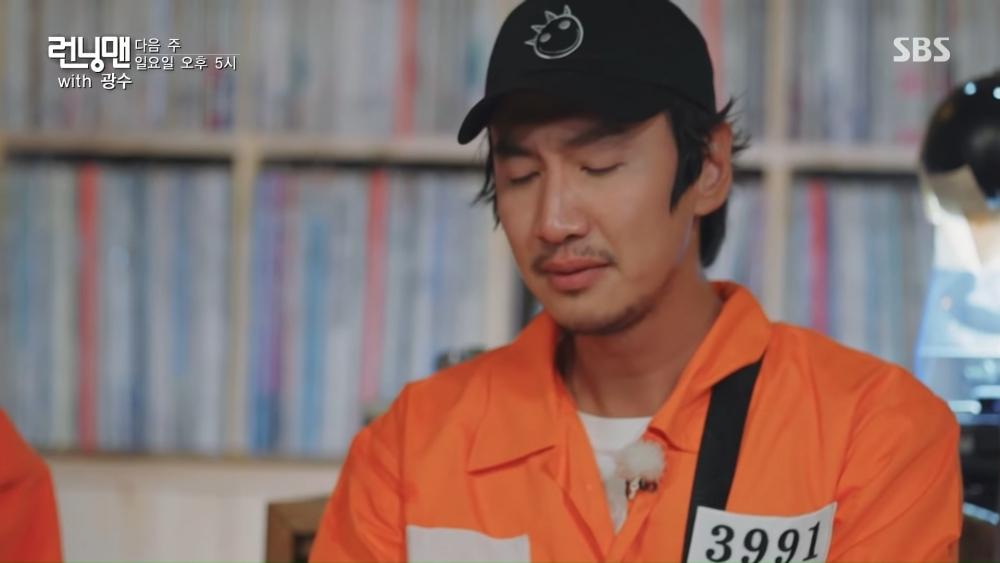 李光洙《Running Man》最後懲罰&傳遞真心惹眾哭!「3991」蘊含珍貴意義透不捨