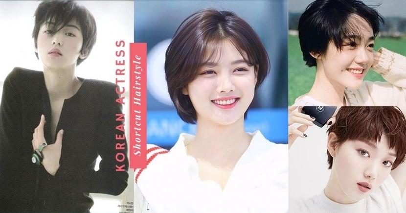 與短髮適配度極高的女演員們!金裕貞、蘇珠妍清純美爆發,連全智賢都剪過「精靈短髮」