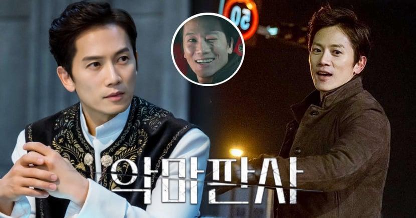 雷/tvN新劇《惡魔法官》池晟瘋狂法官上身!「判刑200多年、敲爛飆仔跑車」投票審判霸氣開播~