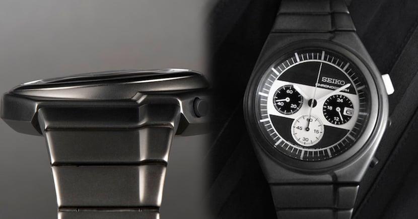 傾斜腕錶!三重聯乘限量新 SCED065