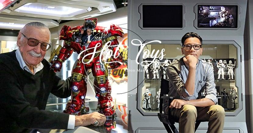 【高端人偶】Hot Toys的成名之路!陳浩斌如何開啟高端人偶市場?