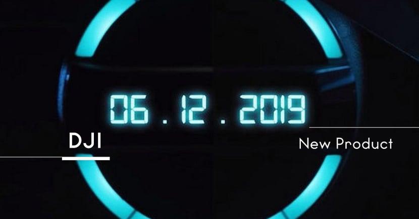 【神秘預告】DJI即將推出嶄新產品?究竟是否同樣值得期待?
