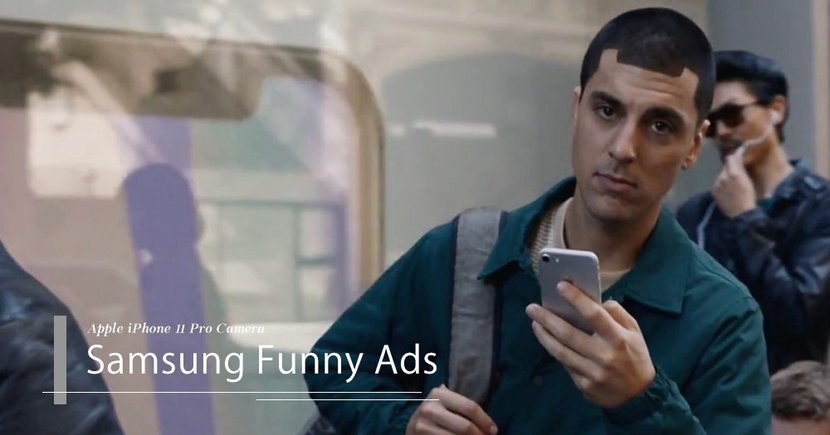 【互相評擊】Samsung再出招!全新廣告揶揄iPhone 11 Pro系列攝影不足之處!