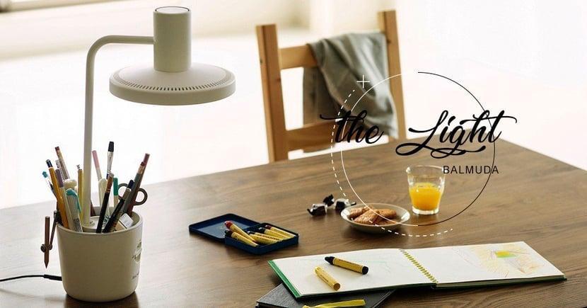 【日系簡約】醫療手術級別的照明燈具?BALMUDA 推出首款「無陰影」檯燈The Light!