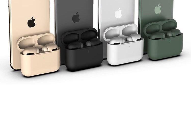 不少亦用家亦發現一個與Apple AirPods相關的標誌符號,從而揭露出新一代AirPods將以入耳式設計,並是首款加入主動降噪功能的系列產品