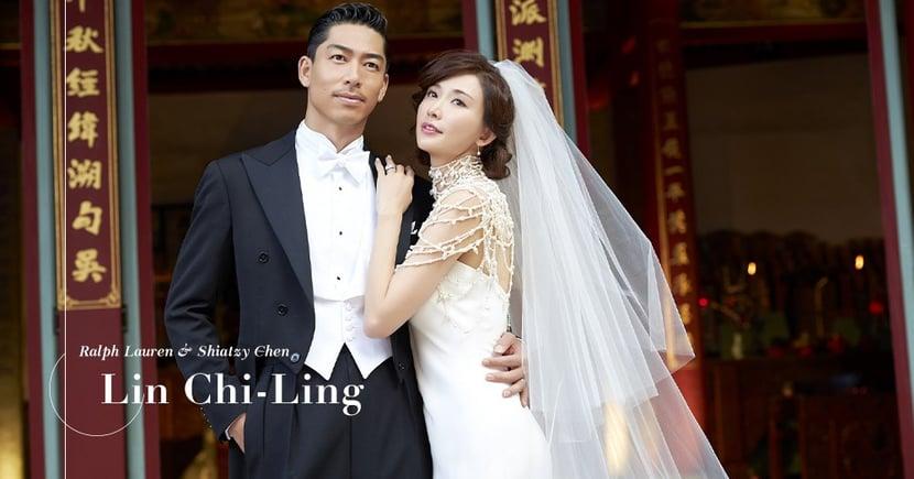 【女神婚禮】林志玲的婚禮造型曝光!哪個時尚品牌獲得台灣女神的青睞?