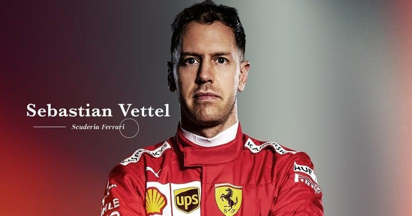 【復古風情】Ferrari F1車隊的皇牌車手!盤點Sebastian Vettel的電單車收藏!