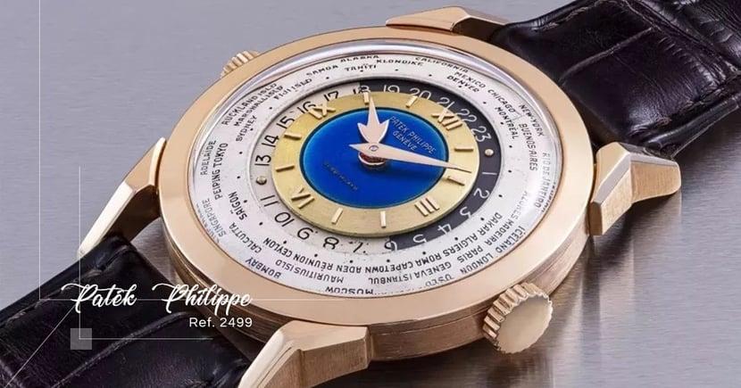 【複雜功能】Patek Philippe半百歷史名錶現身!創下亞洲最貴腕錶成交紀錄!