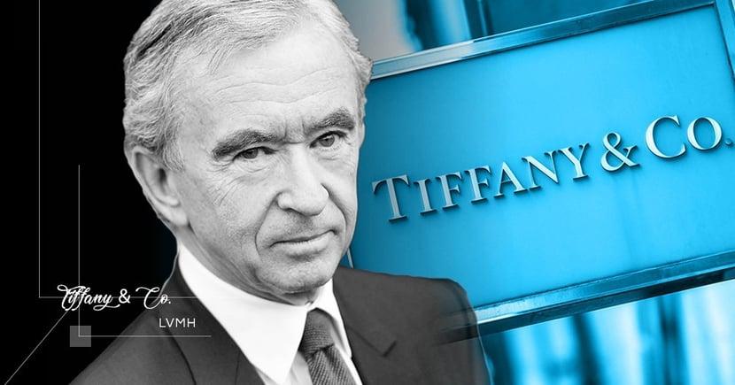 【天價交易】LVMH集團破記錄收購!Tiffany & Co.正式成為集團旗下第四個珠寶品牌!