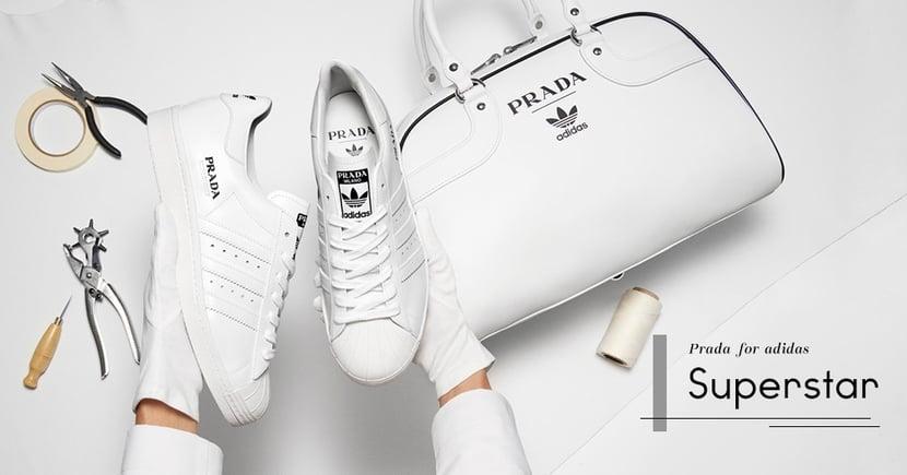【必搶聯乘】時尚與奢華的結合!Prada for adidas限量聯乘系列詳情公佈!