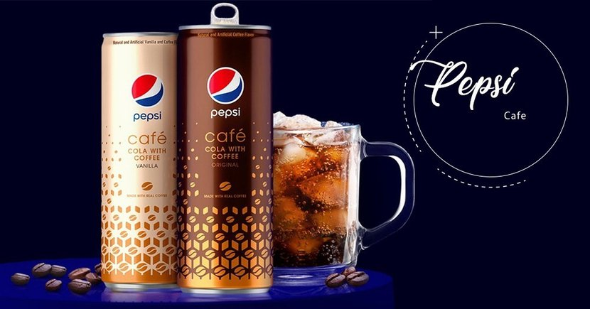 【加倍份量】美國居民有福了!Pepsi推出自家咖啡可樂飲料硬憾Coca-Cola!