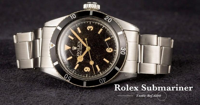 【地窖尋寶】愈殘愈值錢!美婦人尋獲百萬元Rolex Submariner腕錶!