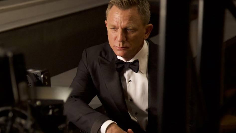 對於當時人Daniel Craig而言,心中或有著一種截然不同的想法