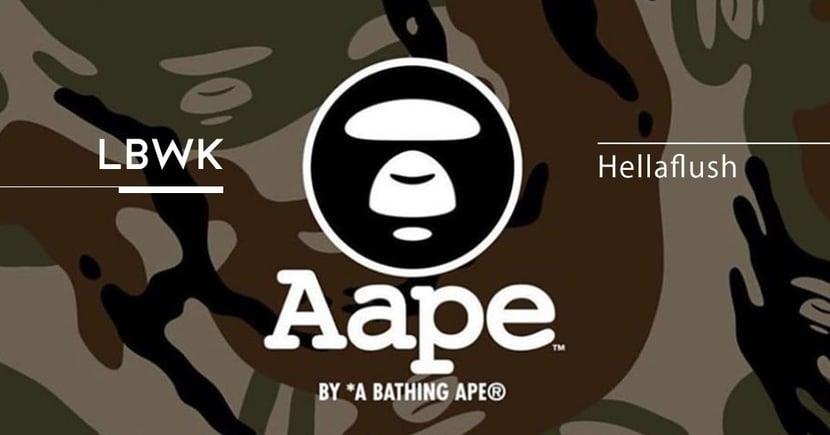 【街頭先驅】AAPE首度與名古屋豪華改車品牌合作!LBWK聯乘服飾呼應競速潮流!