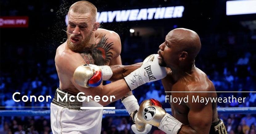 【世紀對決】Conor McGreor復出即創紀錄!Floyd Mayweather正式宣佈舉辦複賽!