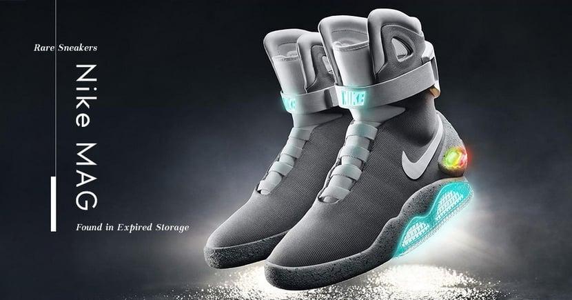 【天降橫財】美國青年意外發現6雙Nike Mag球鞋!轉手獲利近百萬!